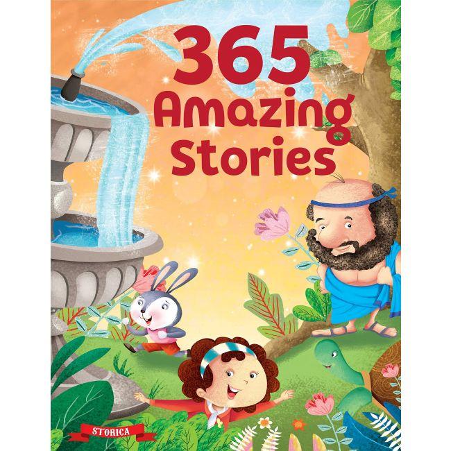B Jain Publishers - 365 Amazing Storeis