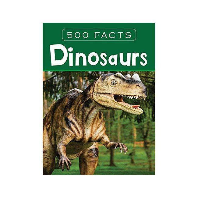 B Jain Publishers - 500 Facts Dinosaurs