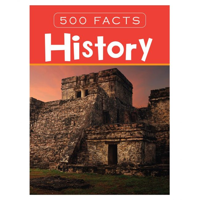 B Jain Publishers - 500 Facts History