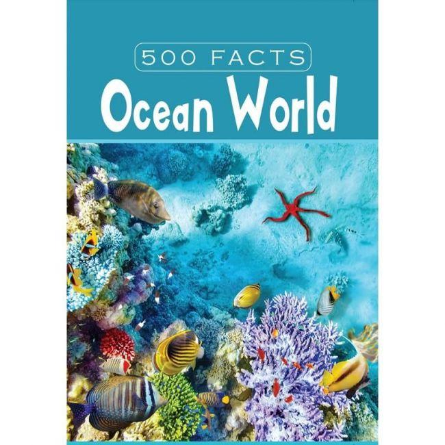 B Jain Publishers - 500 Facts Ocean World