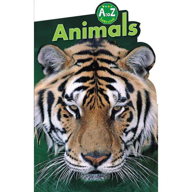 B Jain Publishers - A To Z Learning Animals