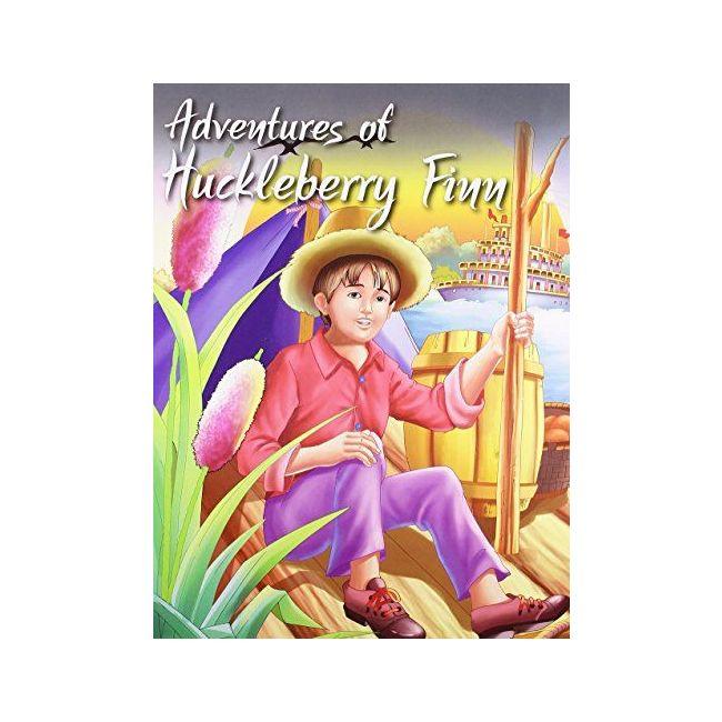 B Jain Publishers - Adventure Of Huck Berry Finn 6291086017479
