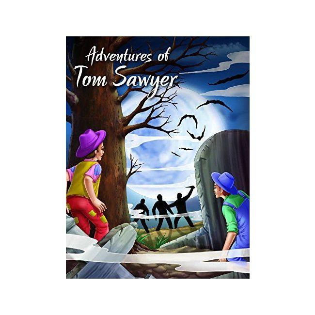 B Jain Publishers - Adventure Of Tom Sawyer 6291086017479