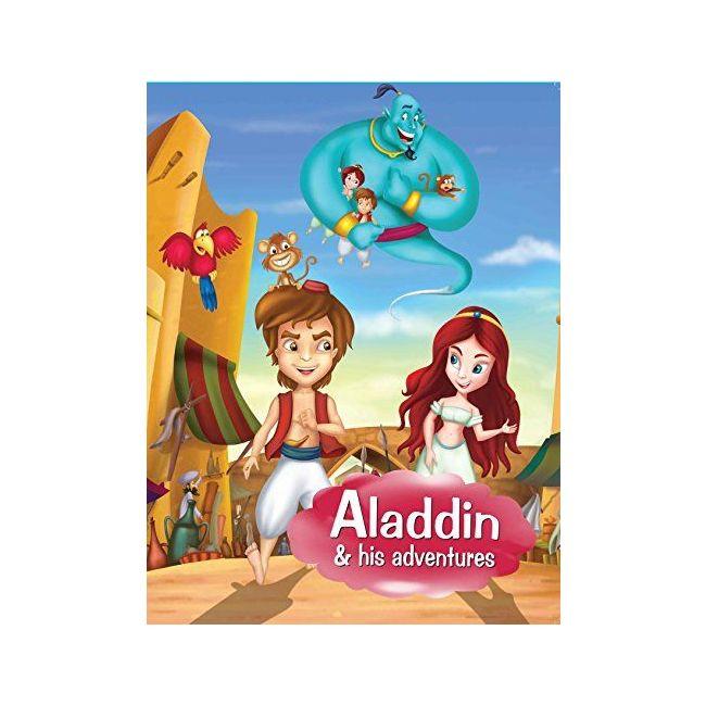 B Jain Publishers - Aladdin And His Adventures