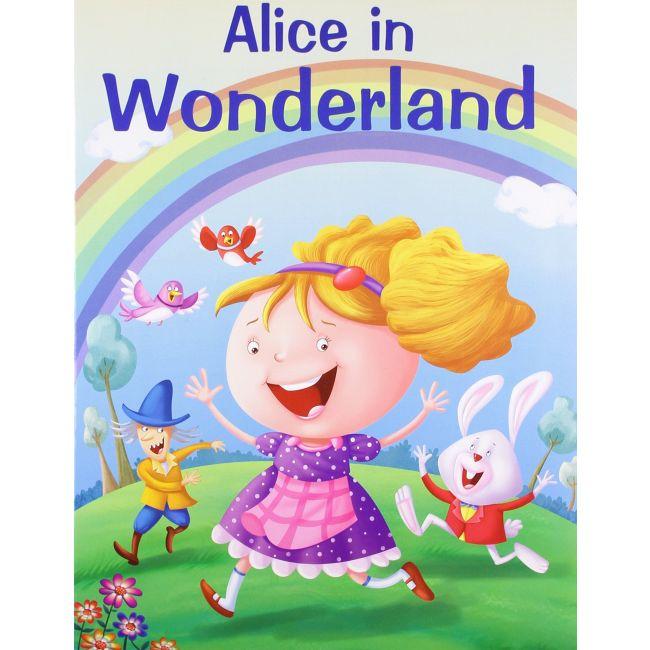 B Jain Publishers - Alice In Wonder Land 6291086017479
