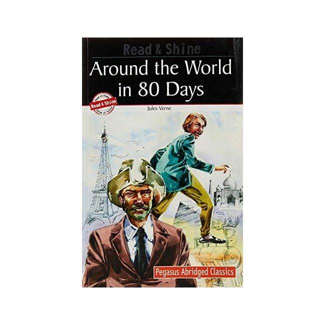 B Jain Publishers - Around The World In 80 Days