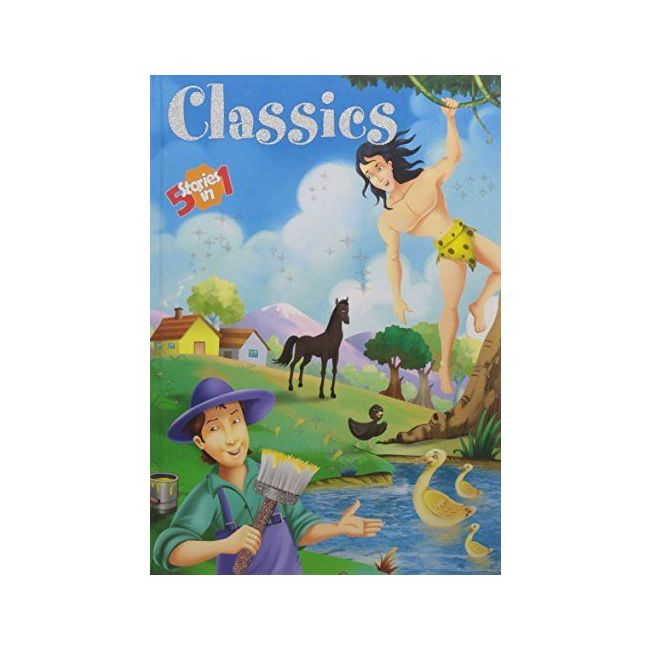 B Jain Publishers - Classics 5 In 1 Hb