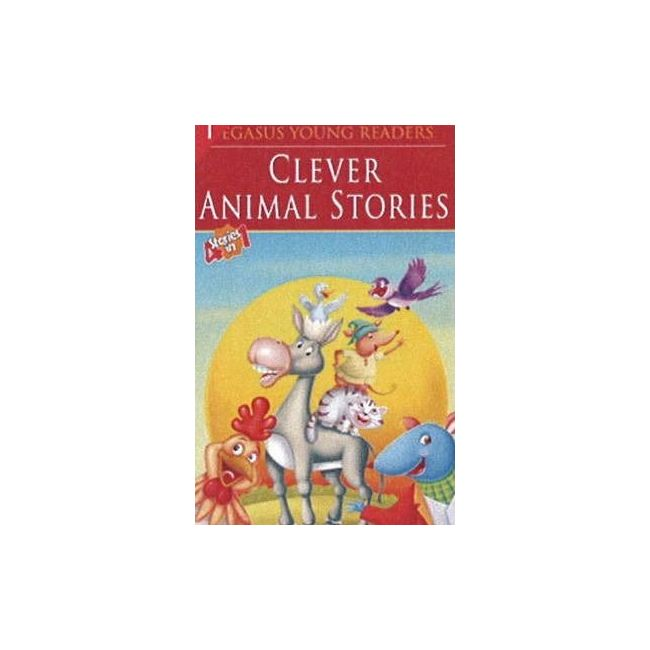 B Jain Publishers - Clever Animal Stories