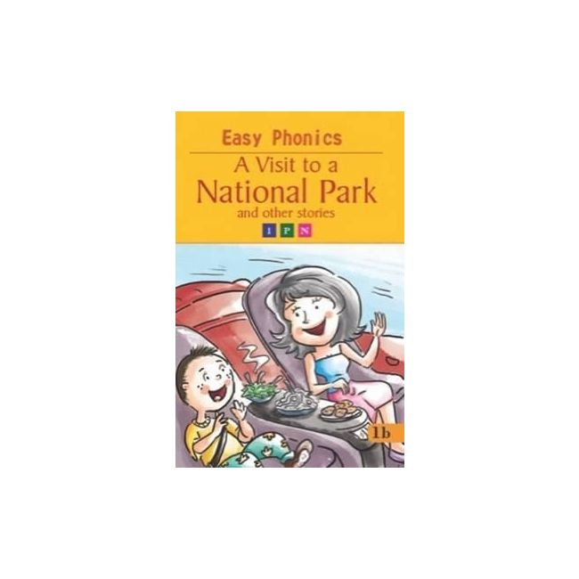 B Jain Publishers - Easy Phonics A Visit To National Park