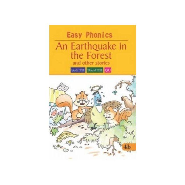 B Jain Publishers - Easy Phonics An Earthquake The Forest