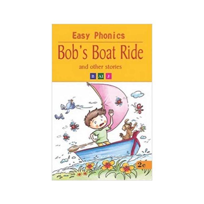 B Jain Publishers - Easy Phonics Bobs Boat Ride