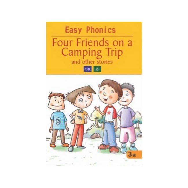 B Jain Publishers - Easy Phonics Four Friends