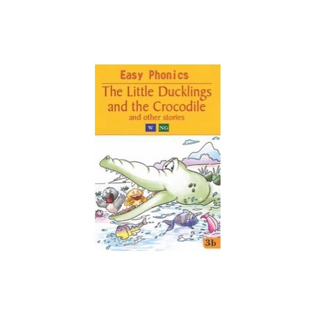 B Jain Publishers - Easy Phonics The Little Duckling