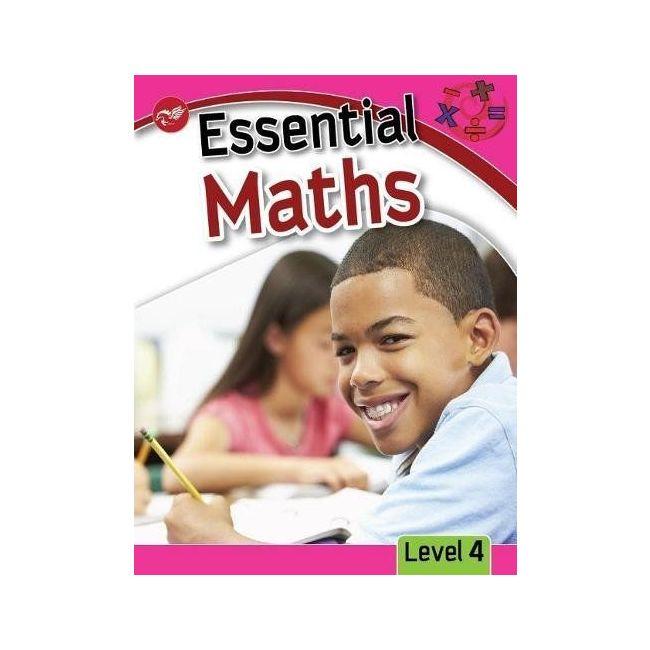 B Jain Publishers - Essential Maths Level 4