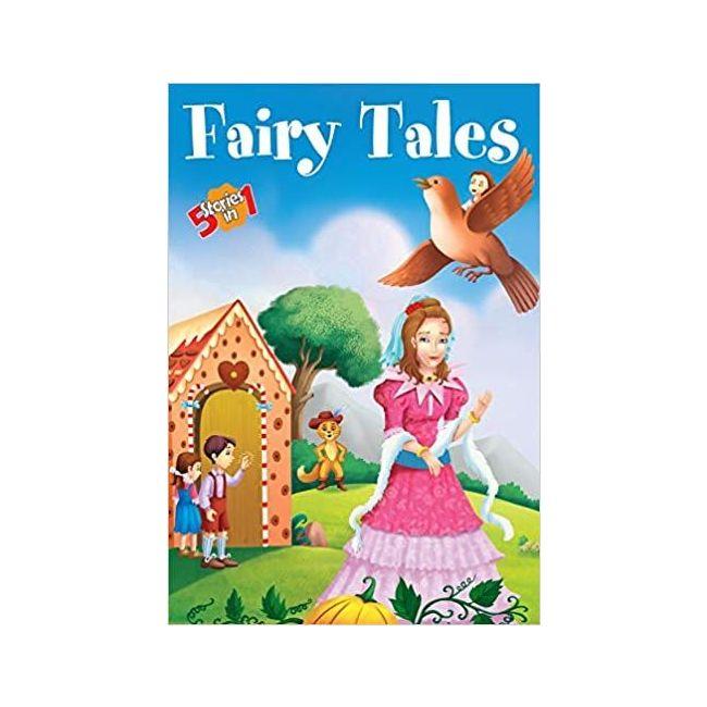 B Jain Publishers - Fairy Tales 5 In 1 Hb
