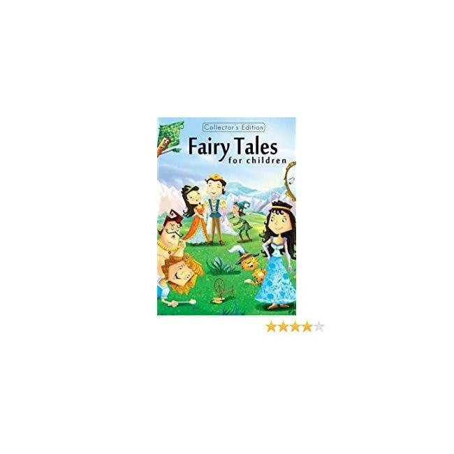 B Jain Publishers - Fairy Tales Collectors Edition