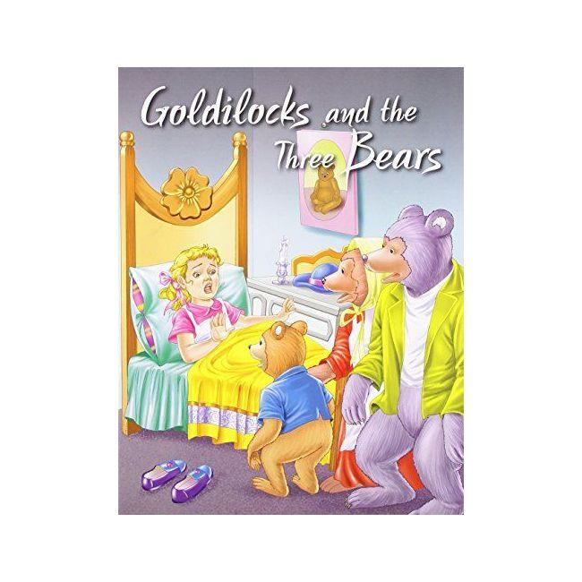 B Jain Publishers - Goldlilocks And The Three Bears 6291086017479