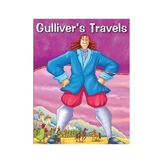 B Jain Publishers - Gulliver S Travels 6291086017479