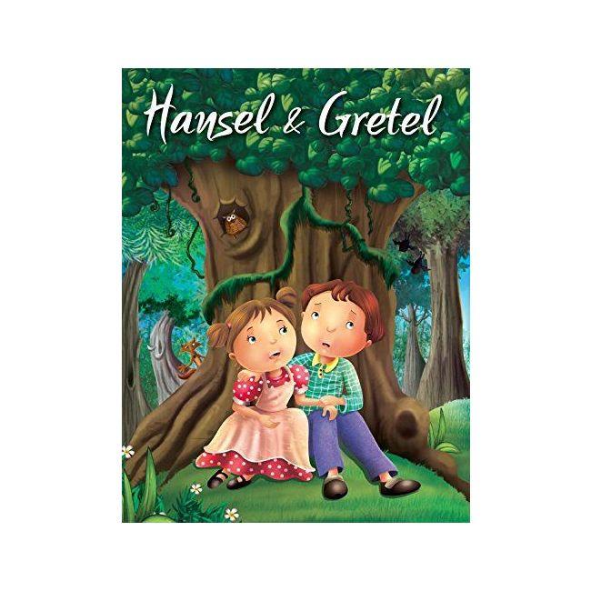 B Jain Publishers - Hansel And Gretel 6291086017479