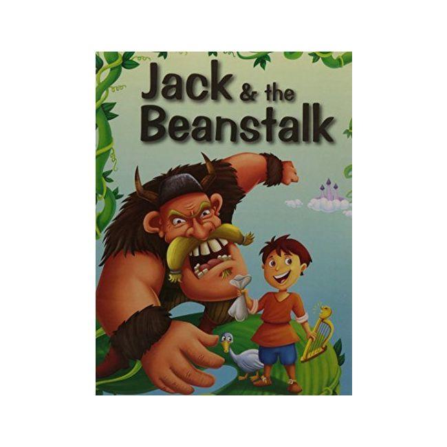 B Jain Publishers - Jack And The Bean Stick