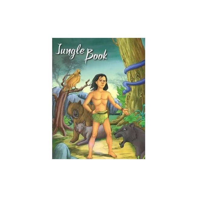 B Jain Publishers - Jungle Book 6291086017479