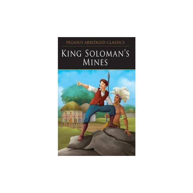 B Jain Publishers - King Solomon S Mines
