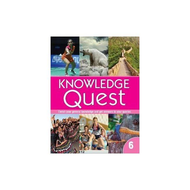 B Jain Publishers - Knowledge Quest 6