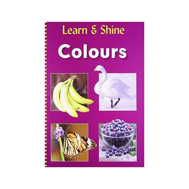B Jain Publishers - Learn And Shine Colors