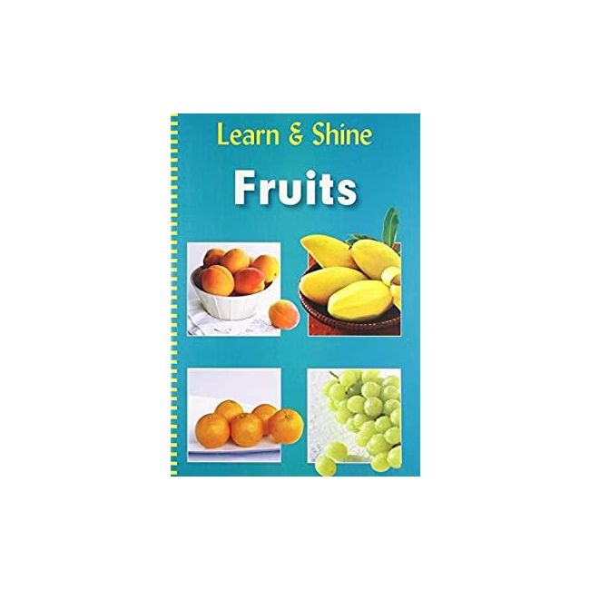 B Jain Publishers - Learn And Shine Fruits
