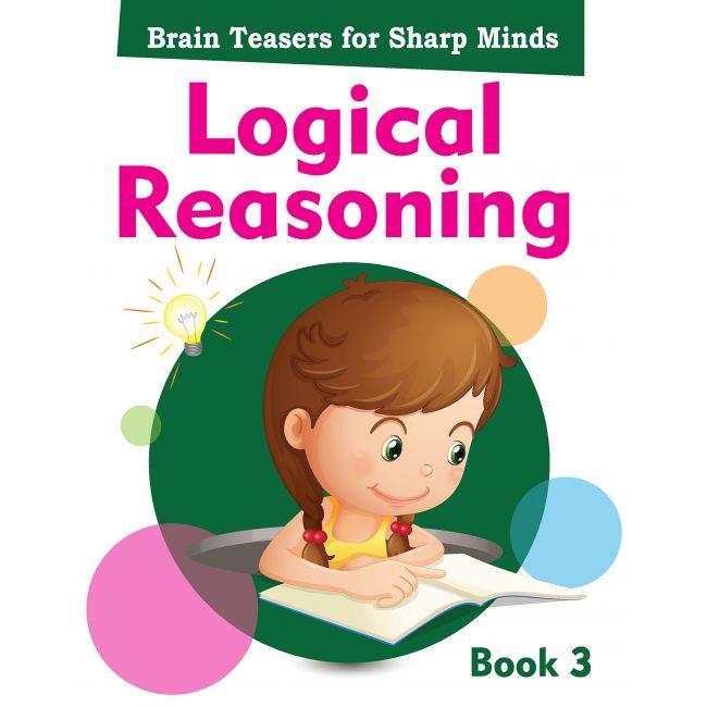 B Jain Publishers - Logical Reasoning 3