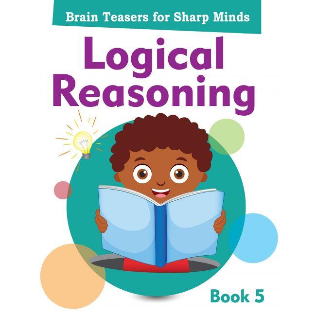 B Jain Publishers - Logical Reasoning 5