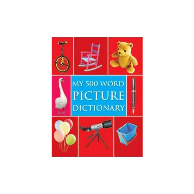 B Jain Publishers - My 500 World Picture Dictionary