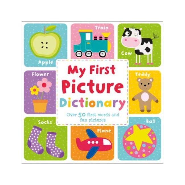 B Jain Publishers - My First Picture Dictionary