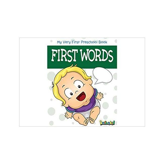B Jain Publishers - My Very First Preschool Book First Word