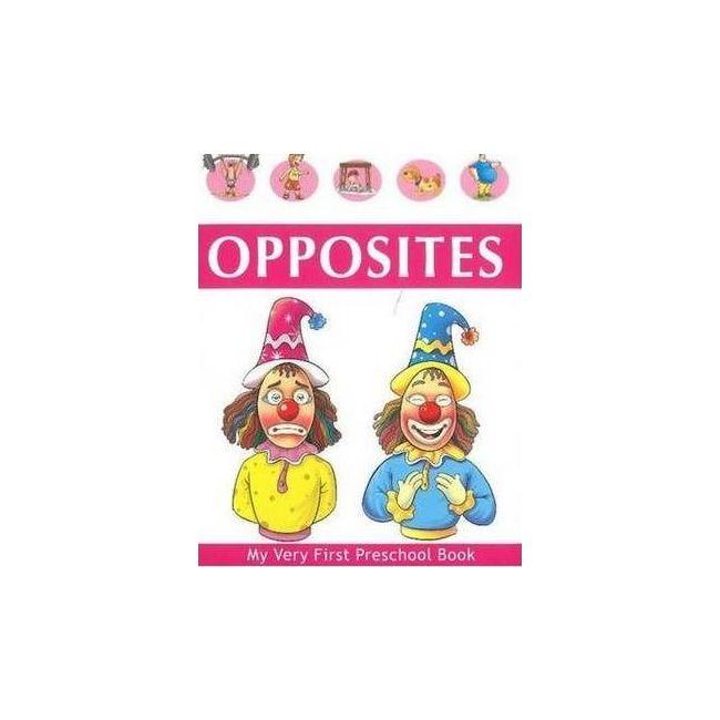 B Jain Publishers - My Very First Preschool Book Opposite