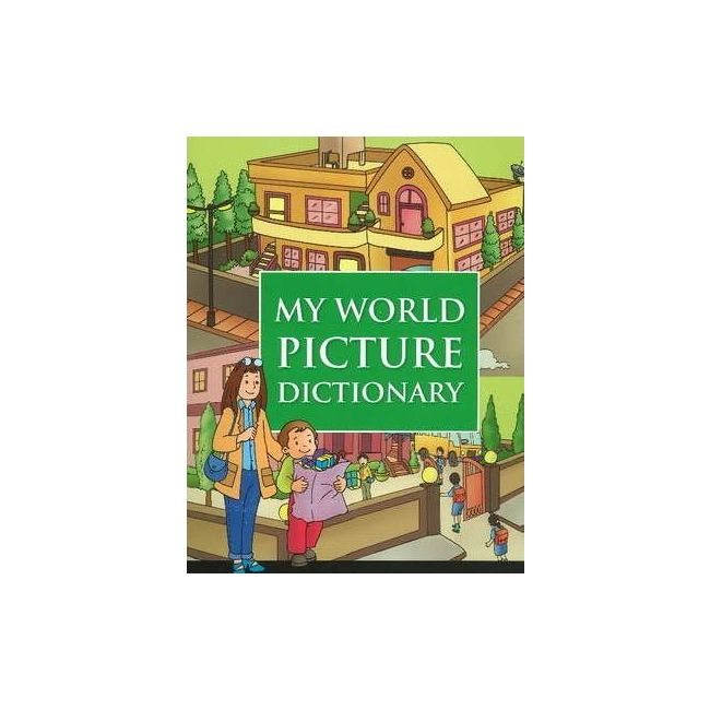 B Jain Publishers - My World Picture Dictionary