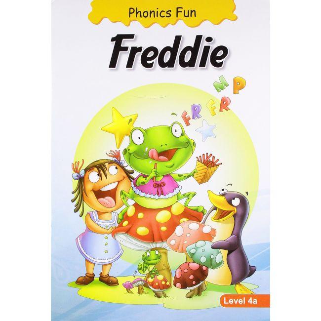 B Jain Publishers - Phonics Fun Freddie
