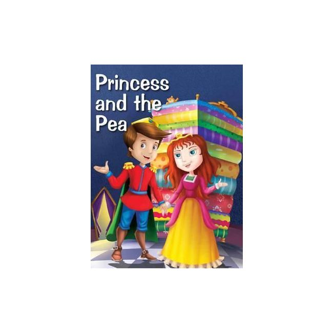 B Jain Publishers - Prince And The Pea 6291086017479