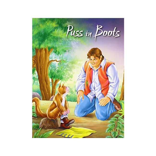 B Jain Publishers - Puss In Boots 6291086017479