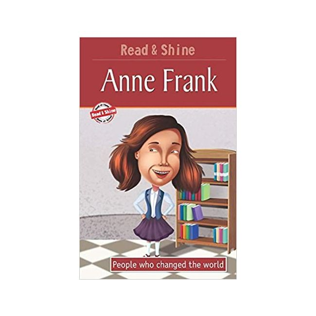 B Jain Publishers - Read And Shine Anne Frank