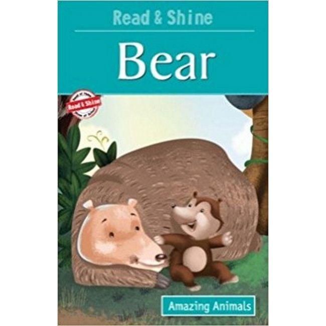 B Jain Publishers - Read And Shine Bear