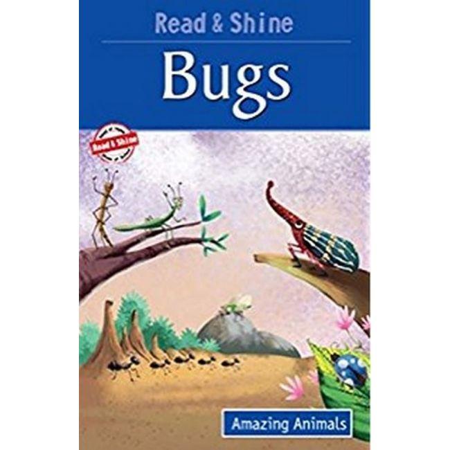 B Jain Publishers - Read And Shine Bugs