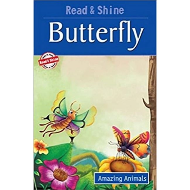 B Jain Publishers - Read And Shine Butterfly