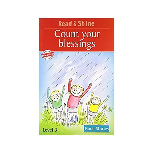 B Jain Publishers - Read And Shine Count Your Blessings