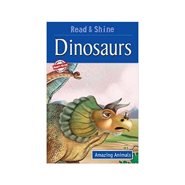 B Jain Publishers - Read And Shine Dinosaurs