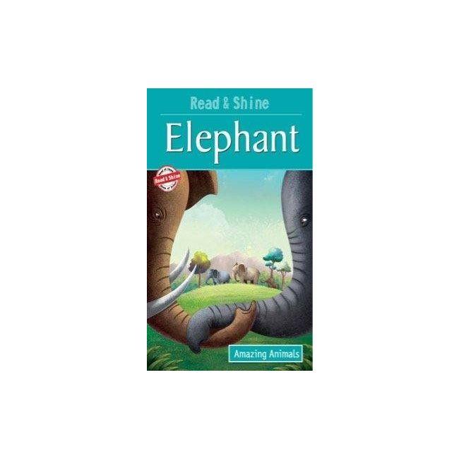 B Jain Publishers - Read And Shine Elephant
