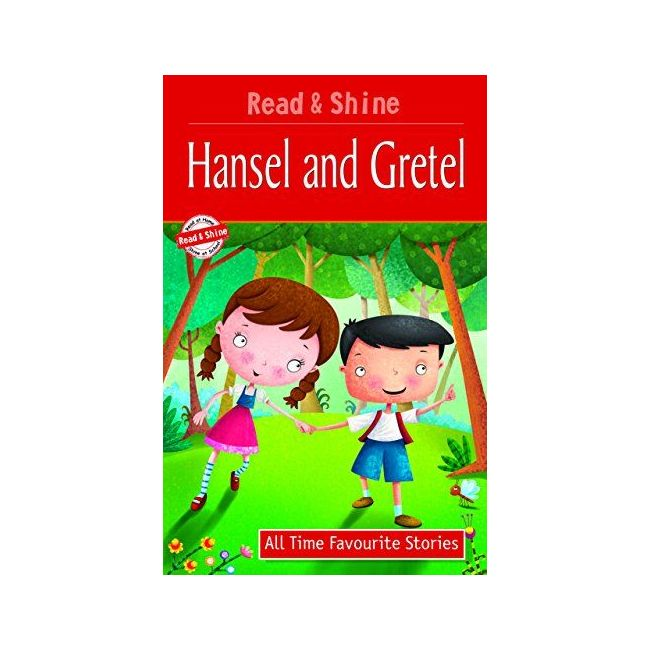 B Jain Publishers - Read And Shine Hansel And Gretel