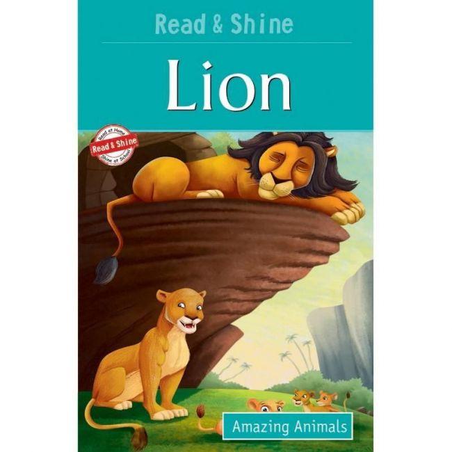 B Jain Publishers - Read And Shine Lion