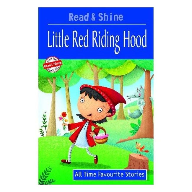 B Jain Publishers - Read And Shine Little Red Riding Hood