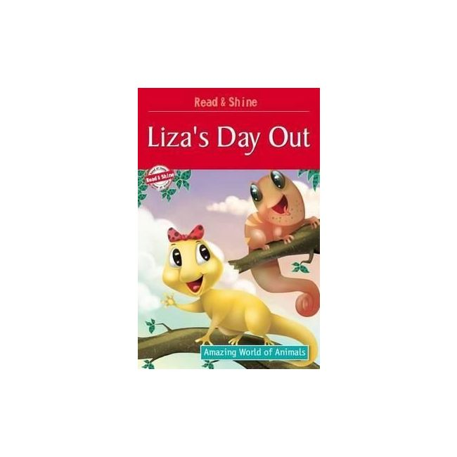 B Jain Publishers - Read And Shine Lizas Days Out